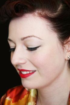 Katrina Stamp MUA Naomi Tuffrey