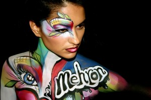 Mehron Body Paint
